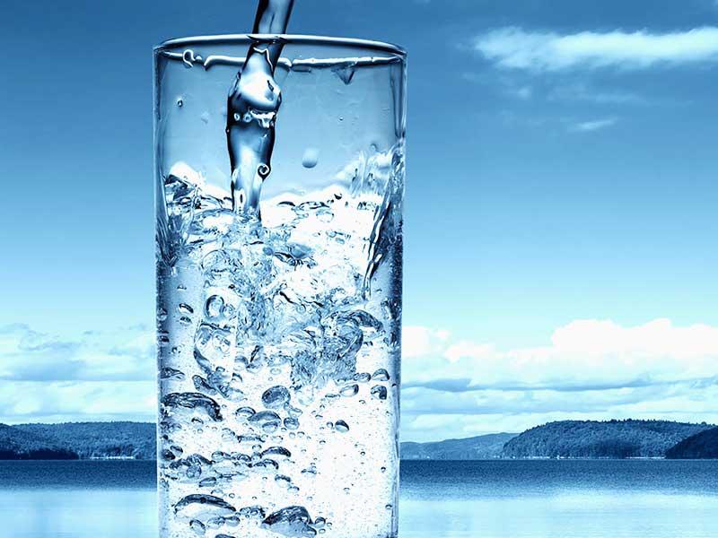 آب، کلید جادویی سلامت