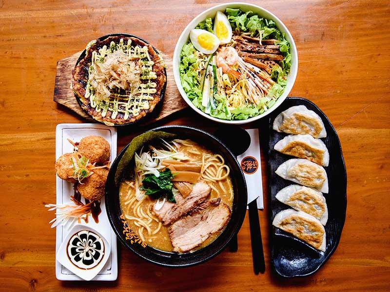 5 راز شگفت انگیزغذاهای ژاپنی