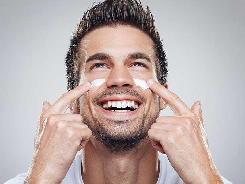 مراقبت پوستی مردانه