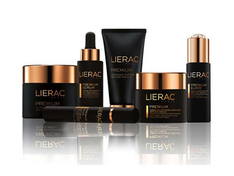 سری محصولات ضد پیر شدن پوست Premium لیراک (۱)