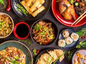 آشنایی با غذاهای چینی در شانگهای